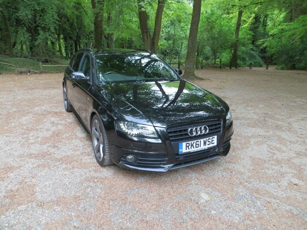Audi A4 Avant 2.0 TDI Black Edition 170PS - 6Speed Manual 1 Owner since New