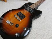 DeArmond M65 Les Paul style guitar