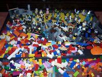 loose / mixed lego bundle