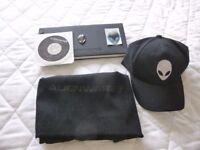 ALIEN WARE Baseball cap with M17X resource DVD,