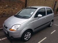 AUTOMATIC SMALL CAR-5 DOOR-MATIZ-LOW INSURANCE TAX 800CC-2 KEYS