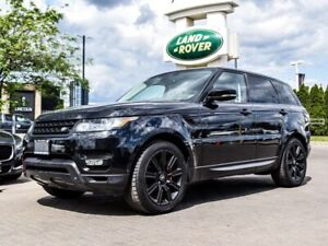 2015 Land Rover Range Rover Sport Dynamic Stealth Pack!