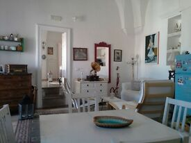 Summer Holiday in Valle d'Itria, Puglia, Italy