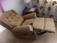 Riser Recliner Chair.