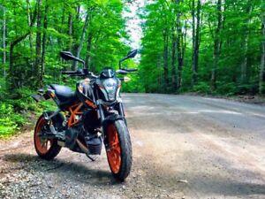 KTM Duke 390 ABS