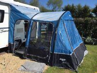 Vango idris 11 tall Motorhome awning inflatable drive away