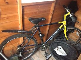 Mens Adult Mountain Bike - Only Used a handful of times