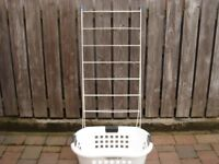 Laundry Basket and Airer