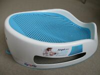 Angelcare Soft Baby Bath Support, Blue