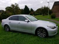 2008 BMW 520D 2.0 SE DIESEL AUTOMATIC 1 YEARS MOT & FULL HISTORY