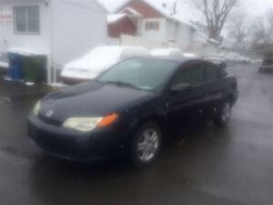 2007 SATURN ION 2 MIDLEVEL 2.2L 4 CYL 1499$ TAX TRANSIT INCLUS
