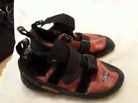Boreal Climbing Shoes Joker Plus - UK size 9