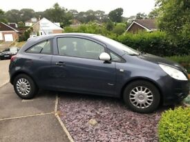 £350 ! Vauxhall Corsa 1.2 for sale 106,000 miles cat D - NUMBER PLATE NOT INCLUDED