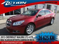 2013 CHEVROLET MALIBU LT GROUPE 2,AUTO,4 CYL,BLUETOOTH