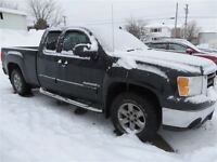 2008 GMC Sierra 1500 SLT! Leather! Heated Seats! 5.3L!