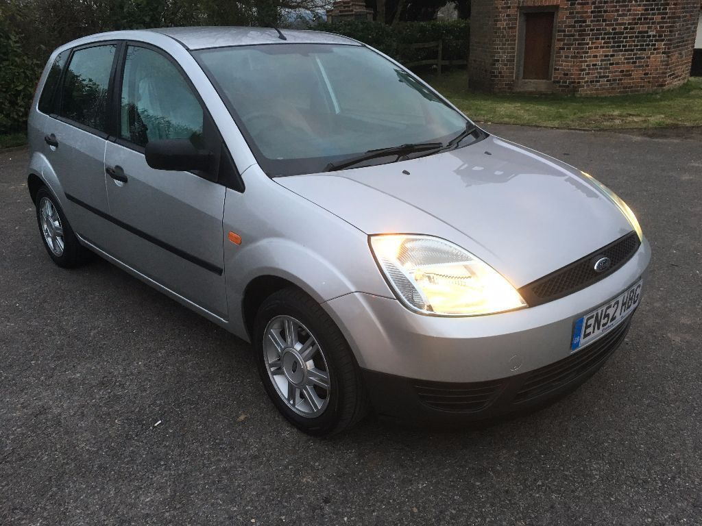2003 ford fiesta lx long mot ideal first car. Black Bedroom Furniture Sets. Home Design Ideas