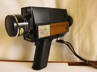 Chinon Colt 371 Power Zoom Cine camera dating back to 1970's in working condition