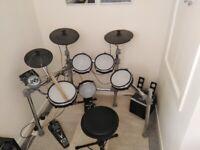 Mesh Electronic Drum Kit