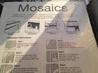 mosaic tiles 10 sheets new box of .