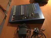 YAMAHA 12 input Channel mixing desk.