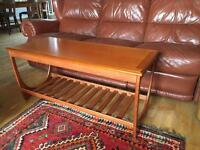 Ercol style coffee table