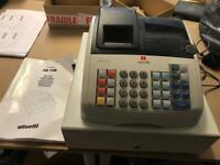 Cash register olivetti