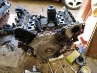 Audi A4 3.0 tdi ASB engine
