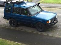 Land Rover discover 1. 300tdi