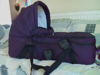 Mountain Buggy Carrycot