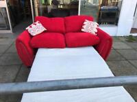 Dfs Sofa bed £135 Ono
