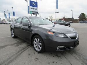2013 Acura TL Sunroof| Heated leather| Bluetooth| Alloys