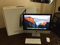 Apple iMac 4K 21.5 Inch Intel i5 3.1GHz Fusion Drive (Late 2015)