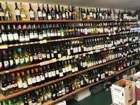 Off licence for sale !!