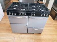 Stoves Newhome Gas Range Cooker 100cm width.3 months warranty