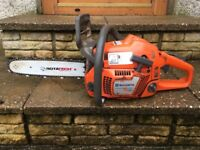 Husqvarna 350 chain saw