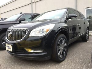 2017 Buick Enclave Leather SPORT TOURING EDITION, 7 PASSENGER