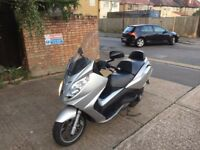 Peugeot Satelis 250 premium VERY STABLE AND SMOOTH