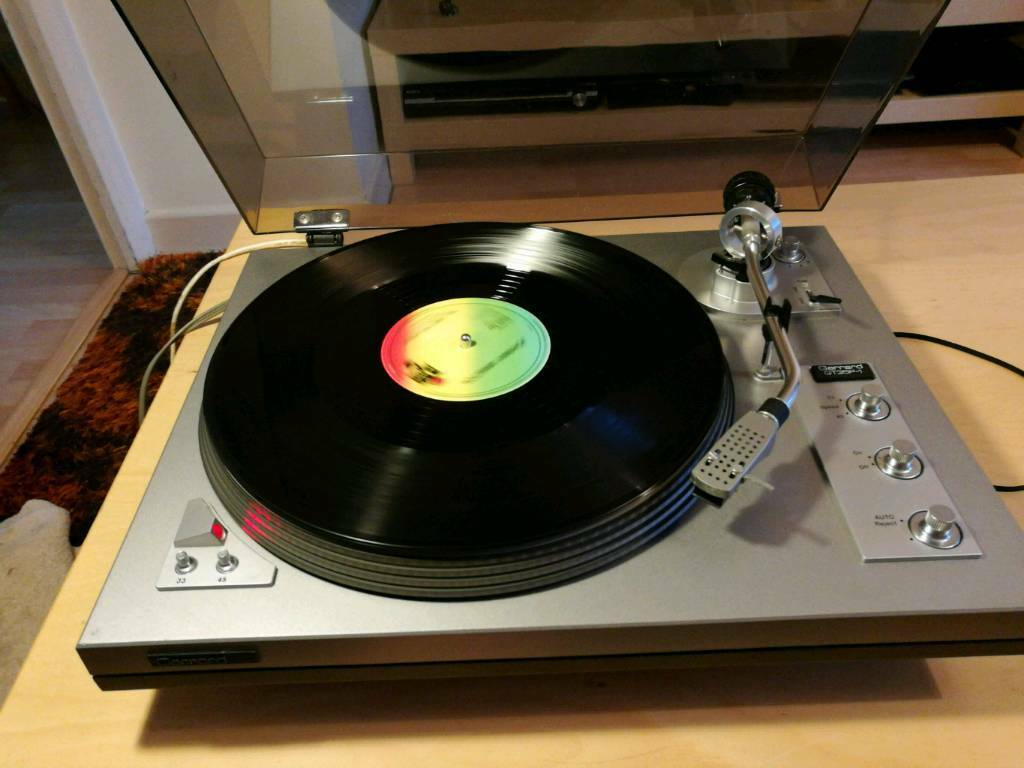 Garrard gt35p-1,turntable vintage classic rare