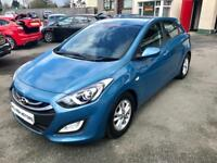 HYUNDAI I30 1.6 DIESEL, 2013 *DRIVE THIS AWAY FROM AS LITTLE AS £43 A WEEK* bmw seat nissan toyota