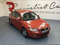 VOLVO S40 2.0SE LUX EDN [MASSIVE SPEC / FULL SERVICE HISTORY / LEATHER / 6-SPEED / MUST BE SEEN]