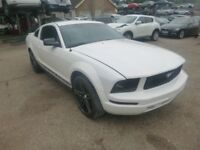 FORD MUSTANG - FWD3256 - DIRECT FROM INS CO