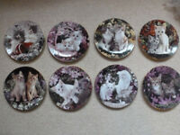 "Royal Worcester ""The Age of Innocence"" Plates"