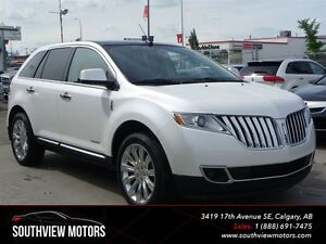 2011 Lincoln MKX AWD LIMITED|GPS|B.CAMERA|LEATHER|PANO-ROOF