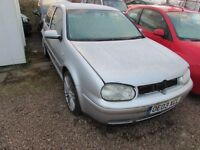 Golf GTTDI SPARES OR REPAIRS