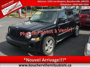 2010 Jeep Patriot Sport/North*4x4, A/C, AUTO, SIÈGES CHAUFF.*