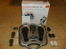 Electronic Foot Massager / Electrical Stimulator