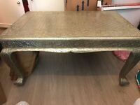 Graham and Green Moroccan-style Coffee table £45