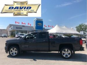 2016 Chevrolet Silverado 1500 2LT DCAB 4WD Z71/ LOADED/ REMOTE S