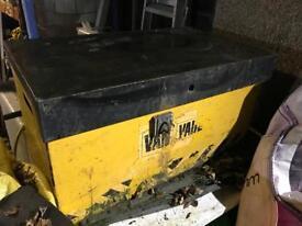 Van vault tool storage