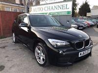 BMW X1 2.0 18d xLine xDrive 5dr£8,950 p/x welcome FREE WARRANTY. NEW MOT